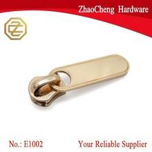 Zipper slider (Zipper pull) Easy-setting Alloying Washable Antique Bronze