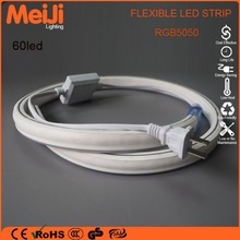 China suppliers new products individually controlled 5050 rgb led strip addressable ws2812b led strip