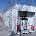 la estación de gasolina de la bomba de combustible con buena calidad