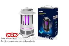 universal portable solar mosquito killer lamp/light
