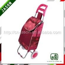 steel shopping trolley cart fashionable foldable shopping carts for seniors