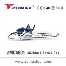 Nuevo producto, tractor, motor diésel fuera de borda ZMC4601 de 45,6 cc, motor de 2 tiempos