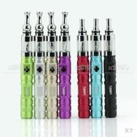 2014 best e-cigarette mechanical mod 1500mah X7 vape pen best vapor mod x7 electronic cigarette