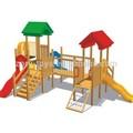 da giardino in legno apparecchiatura del gioco per i bambini