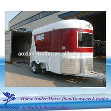 OEM china horse mini camper trailer