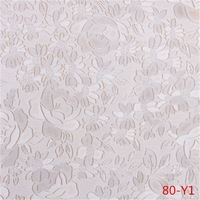 80 - Y1 wallpaper 2015,wall decoration PVC leather ,floral wallpaper for Katar