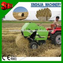Professional manufacturer mini hay baler walking tractor (skype:xinshijia.jessica)