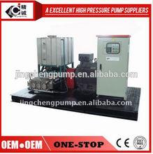 Oil& gas pipeline high pressure test pressure pump