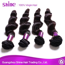 100% virgin raw hair quality curly indian hair indian loose curl