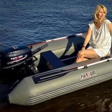 5hp 4-stroke outboard engine