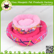 canvas waterproof dog bad soft fleece warm pet bad with mat pad good quality