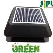 Superior 2015 Innovative Design Patented solar attic fan installation