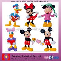 Useful Plastic OEM Custom Action Figure Kids Electronic Educational Toys For Children