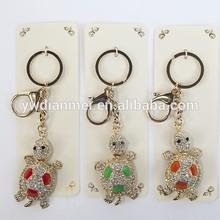 New style wholesale fshion design fur ball key chain,top design hot selling key chain metal
