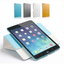 alibaba new product for i pad tablet case , 360 rotating leather case cover for i pad air 2
