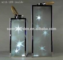 Popular Stainless Steel LED lantern