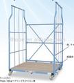 Usado metal armários venda/gaiola de peixe flutuante/recipiente do rolo