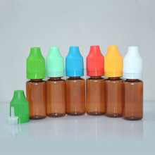 disposable eye drop bottles plastic PET bottle good quality and competitive price