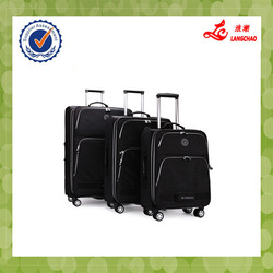 Nylon material ISO certificate Carry-on Trolley Case Hot Sale Nylon Trolley Luggage
