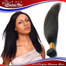 2015 New Arrival Virgin Remy Hair Weave light yaki human hair,100 percent italian human hair