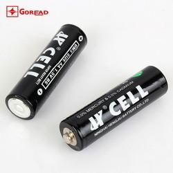 1.5V R6 UM3 HJ POWER zinc carbon AA battery