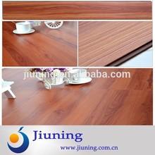 Residential vinyl pvc flooring /pvc floor /wood looking vinyl plank