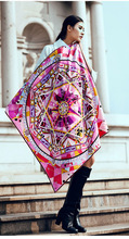 High quality digital print 2012 newest and fashion voile scarves