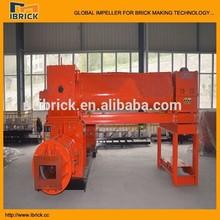 Full automatic brick machine turkmenistan burnt clay building bricks making equipment