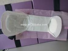 hot sell Women hygiene Sanitary napkin cotton exported to Kenya WS116
