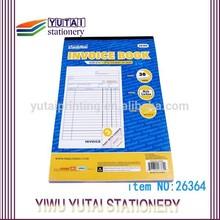invoice copy book, hospital receipt book,bill book printing