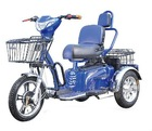 E Tricycle for Shopping