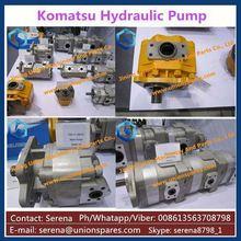 Caricatore idraulico pompa ad ingranaggi per autocarro con cassone ribaltabile 705-52-30080 wa350-1