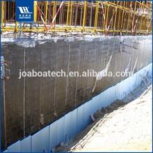 asphalt modified bitumen waterproof material for basement wall