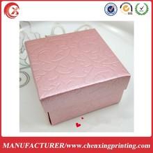 Customized Cheap Printing your own logo Gift Box 30x20x10cm