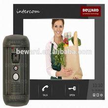 Wireless two way audio intercom/intercom systems for flats for villa&office