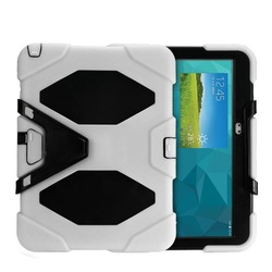 10.1 inch rugged heavy duty case for samsung tab 3,Shockproof silicone kidsproof case for Samsung Galaxy tab 3 10.1 P5200 P5210