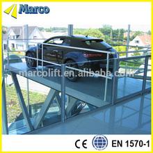 Marco stationary scissor car lift