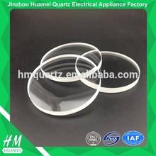 Round Heat Resistant Borosilicate Pyrex Glass Sheet