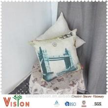Embroidered Custom Indian Design Cushion