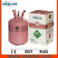 A/c gas refrigerante r410a, 11.3kg/25lb r410a, di elevata purezza r410a