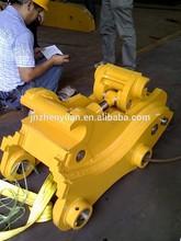 Excavator hydraulic bucket quick coupler connecter for pc200 pc240 volvo EC210 EC240