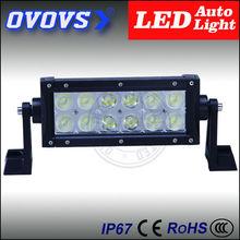 OVOVS cheap 12v-30v 36w mini led light bar 2340lm lumen for suv, truck,atv