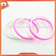 High quality basketball silicone wristbands