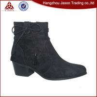 Wholesale customized good quality korean fashion boots