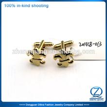 Customized low price cufflinks