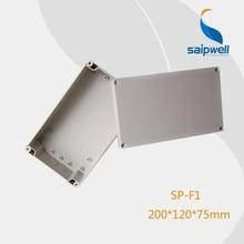 200*120*75mm Diecast Aluminium Enclosure SP-F1