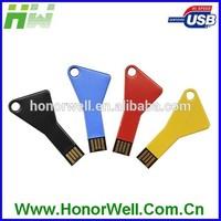Triangle Key Shape Metal 32GB Usb Flash Disk Stick Drive Usb