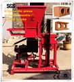 De alta calidad del suelo de la tierra bloque de máquinas de moldeo para hacer dinero-- pequeña roca diesel bloque de máquinas