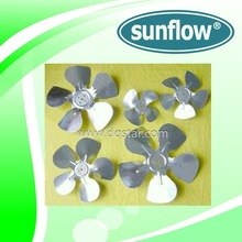 200mm Aluminum Fan Blade,electric motor cooling fan blade