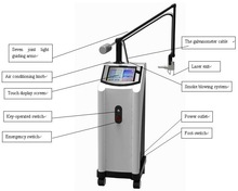 co2 laser treatment acne scars,co2 laser ablative,factional co2 laser